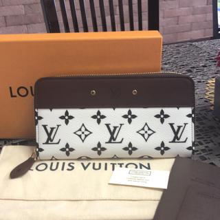 ルイヴィトン(LOUIS VUITTON)の入手困難 ルイヴィトン 2016 コレクションライン ジッピーウォレット (財布)