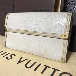 ルイヴィトン(LOUIS VUITTON)の良品☆ ルイヴィトン スハリ (財布)