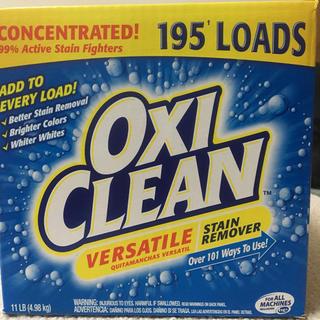 コストコ(コストコ)のオキシクリーン 4.98kg コストコ 洗剤(洗剤/柔軟剤)