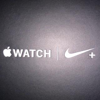 アップル(Apple)のapple watch series2 nike(腕時計(デジタル))