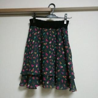ディズニー(Disney)のデイジー スカート(ひざ丈スカート)