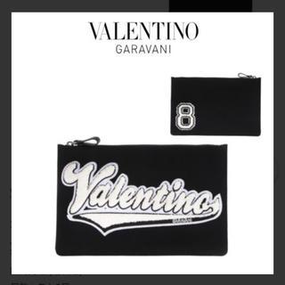 ジャンニバレンチノ(GIANNI VALENTINO)のValentino バレンチノ バレンティノ クラッチ バッグ メンズ 新品(セカンドバッグ/クラッチバッグ)