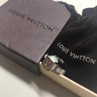 ルイヴィトン(LOUIS VUITTON)のルイヴィトン リング(リング(指輪))