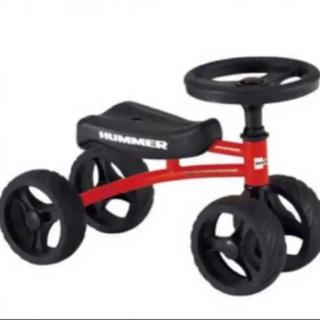 HUMMER BUGGY BIKE 自転車 三輪車 乗り物 子供(三輪車)