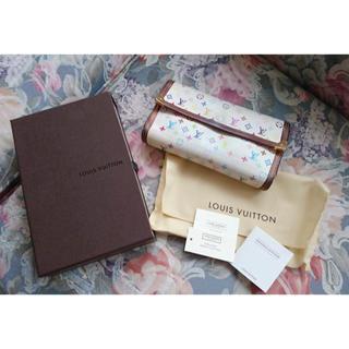 ルイヴィトン(LOUIS VUITTON)の🌻お値段交渉します💛【LOUIS  VUITTON】👛マルチカラー財布💠(財布)