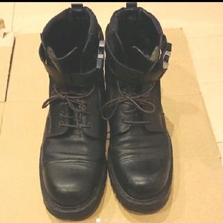 プラダ(PRADA)の本物 PRADAブーツ 8.5 26,5cm(ブーツ)