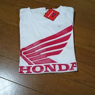 GU - 新品未使用 ホンダ ジーユー コラボ グラフィックT Tシャツ 150 140