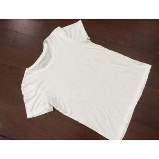 ムジルシリョウヒン(MUJI (無印良品))の無地良品★TシャツL★新品(Tシャツ(半袖/袖なし))