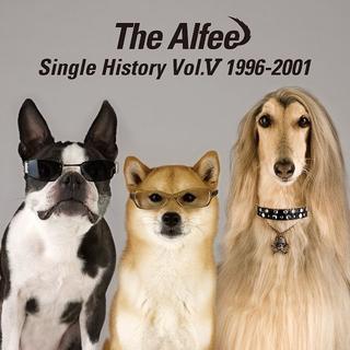 新品 THE ALFEE SINGLE 1996-2001 CD アルフィー(ポップス/ロック(邦楽))