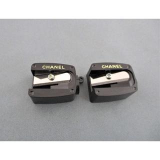 シャネル(CHANEL)の◇未使用 CHANEL シャネル ペンシル 鉛筆削り 2個セット◇(その他)