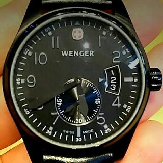 ウェンガー(Wenger)のウェンガー 腕時計(腕時計(アナログ))