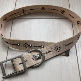 ドッグデプト(DOG DEPT)のドッグデプト 犬 首輪 L(犬)