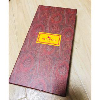 エトロ(ETRO)のETRO エトロ 空箱 プレゼント(ショップ袋)