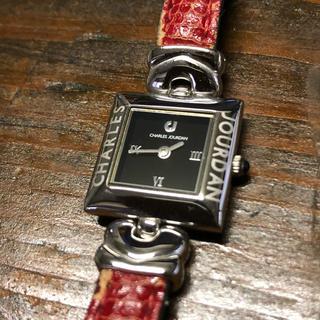 シャルルジョルダン(CHARLES JOURDAN)のシャルルジョルダン クオーツ時計 電池切れ (腕時計)