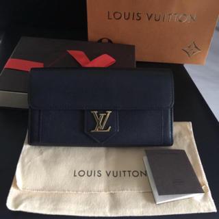 ルイヴィトン(LOUIS VUITTON)のルイヴィトン♡ロックミー長財布 美品(財布)