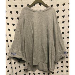 ♡HIDE  AND SEEK/ビッグシルエットTシャツ♡