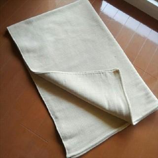 ムジルシリョウヒン(MUJI (無印良品))の【無印良品】インド綿手織りラグ★生成・ベージュ(ラグ)