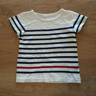ムジルシリョウヒン(MUJI (無印良品))のキッズ Tシャツ(Tシャツ/カットソー)