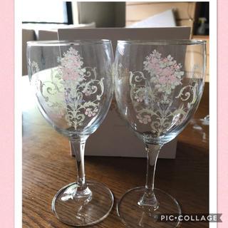 ローラアシュレイ  グラス