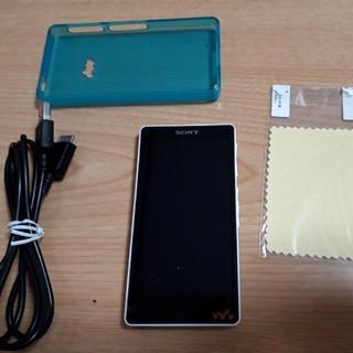 ウォークマン(WALKMAN)のSONY NW-F886 32GB Android搭載 ウォークマン ホワイト(ポータブルプレーヤー)