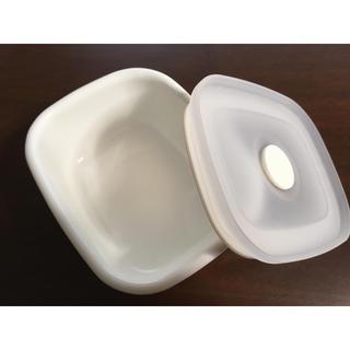 ムジルシリョウヒン(MUJI (無印良品))の【無印良品】ホーロー保存容器2個セット(容器)
