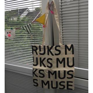 ワンエルディーケーセレクト(1LDK SELECT)の新品 アムステルダム トートバッグ 美術館 アーバンリサーチ ボントン(トートバッグ)