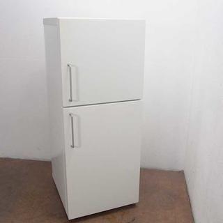 人気の無印良品 深澤直人モデル メッキハンドル 冷蔵庫 FL04(冷蔵庫)