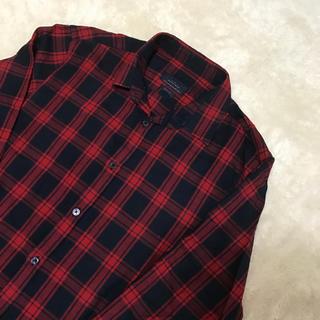 ZARA - 【美品】ZARA  チェックシャツ M