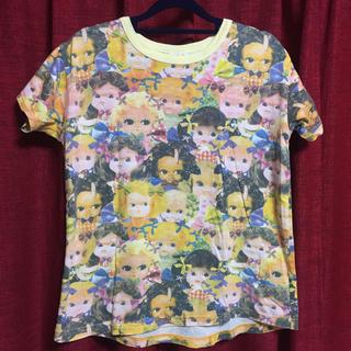 バナバナ(VANA VANA)のバナバナ 140 総柄 Tシャツ(Tシャツ/カットソー)