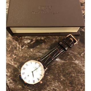 ダニエルウェリントン(Daniel Wellington)の新品 ダニエルウェリントン DW 時計 腕時計 ウォッチ(腕時計(アナログ))