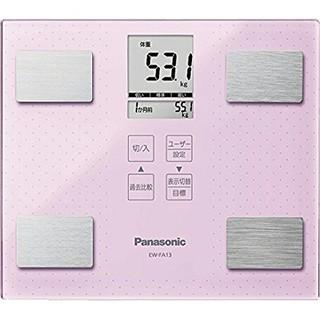 パナソニック(Panasonic)のパナソニック 体重・体組成計(体重計/体脂肪計)