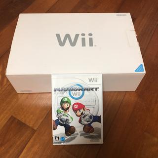Wii - Wii マリカー セット