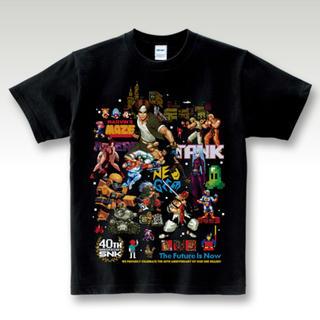 SNK 40周年記念 Tシャツ サイズM