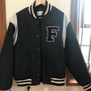 フィアオブゴッド(FEAR OF GOD)のFEAR OF GOD wool jacket(スタジャン)