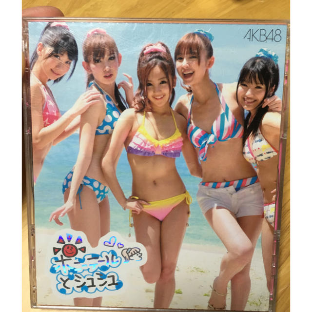 AKB48 - ポニーテールとシュシュ...