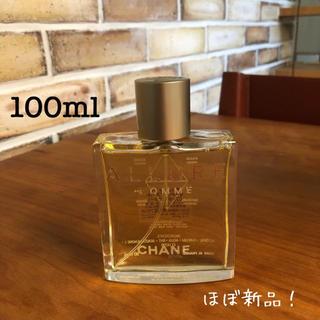シャネル(CHANEL)のシャネル 香水 アリュームオム(香水(男性用))
