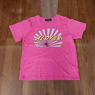 アールディーズ(aldies)のアールディーズ Tシャツ(Tシャツ/カットソー(半袖/袖なし))