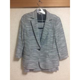 ナチュラルビューティーベーシック(NATURAL BEAUTY BASIC)のNBB💙七分袖スーツ(スーツ)