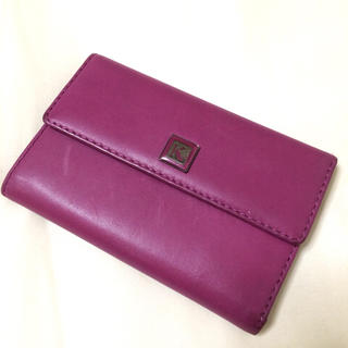 クリツィア(KRIZIA)のKRIZIA☆三つ折り財布(財布)