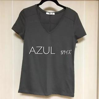 アズール(AZZURE)のAZUL  半袖カットソー(カットソー(半袖/袖なし))
