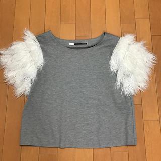 サカヨリ(sakayori)のSakayoritシャツ(Tシャツ(半袖/袖なし))