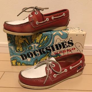 ビームスボーイ(BEAMS BOY)のデッキシューズ deck shoes(デッキシューズ)