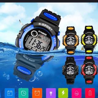 デジタル腕時計   新品送料無料!(腕時計(デジタル))