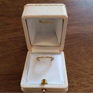 メゾンドリーファー(Maison de Reefur)の✳︎Jupiter✴︎ダイヤモンド指輪(リング(指輪))