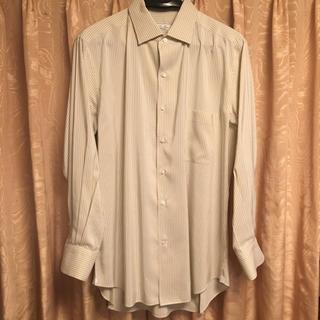 ロロピアーナ(LORO PIANA)のLORO PIANA Lサイズ ストライプシャツ (シャツ)