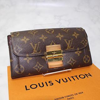 ルイヴィトン(LOUIS VUITTON)の正規品【なかなか綺麗】Louis Vuitton 長財布(財布)