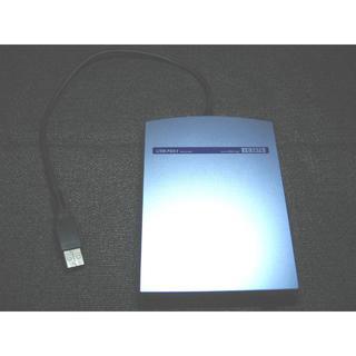 アイオーデータ(IODATA)のI-O DATA USB-FDX4 希少・4倍速フロッピードライブ(PC周辺機器)