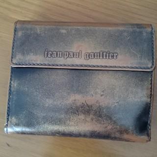 ジャンポールゴルチエ(Jean-Paul GAULTIER)のジャンポールゴルチェ 二つ折財布(財布)