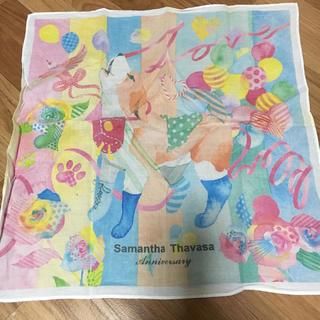 サマンサタバサ(Samantha Thavasa)の値下げ サマンサタバサ ハンカチ(ハンカチ)