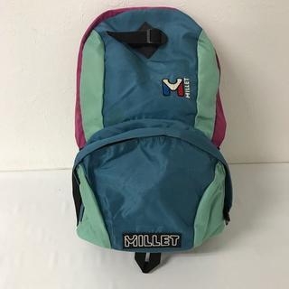 ミレー(MILLET)のMILLET ミレー バックパック リュック バッグ USED 180605(バッグパック/リュック)